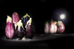 les aubergines - L'instant cru
