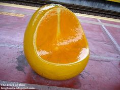 Douliou Railway Station - Fruit Chair