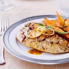 Apple-Glazed Turkey  meals for under 3.00