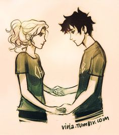 Viria: Young Love - Percy Jackson & the Olympians series