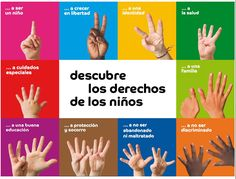 Derechos y deberes de los niños: No sólo nuestros hijos tienen obligaciones, tambien una serie de derechos que tenemos obligación de trasmitir y preservar
