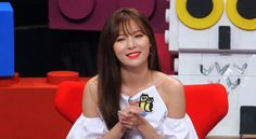4Minute HyunA explains to have to think about how to dress because of the sexy image