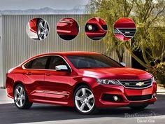 I absolutely love the new 2014 Chevy Impala SS