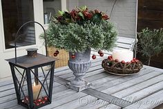 Cute-outdoor-Christmas-table – Easyday