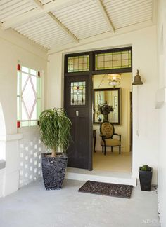 Porches added onto New Zealand state houses - Google Search