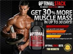 """Optimal Stack Reviews – My Unbiased Review Optimal StackWant to look like Arnold Schwarzenegger's (younger) twin brother – and not the Arnie we're forced to see now, but the Arnold known as the ""Austrian Oak"" himself – but have no idea how to go about it?"""