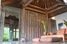 Architect Designed Natural Villa 2 in Ubud