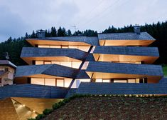 50 Transparent Architectural Designs