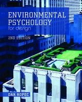 Show details for Environmental Psychology for Design