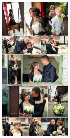 Huwelijk Hanne en Kevin