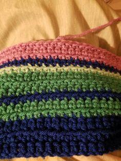 Week two of my blanket