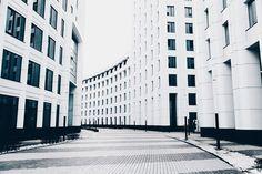 Architecture, white