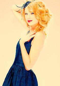I wanta be like her someday...-Grace