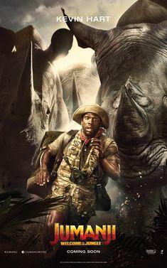 Jumanji: Welcome to the Jungle - Kevin Hart as Moose Finbar