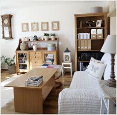 Ikea Leksvik, Table, Sweet Home, Shabby, Decorating Ideas, Dining Room, Furniture, Home Decor, Dinner Room