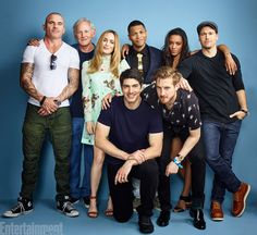 DC's Legends of Tomorrow #EWComicCon