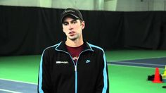 How to do ‪#‎tennis‬ Footwork Drills with just 2 Cons only?  HAT's Michael Farrington shows you how to do it. Watch in this exclusive tennis footwork video.