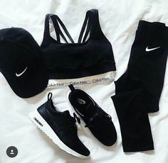 43 Best Ideas For Sport Fashion Outfit Athletic Wear Legging Outfits, Nike Outfits, Sport Outfits, Teen Fashion Outfits, Casual Outfits, Fashion Clothes, Style Clothes, Sporty Clothes, Casual Clothes
