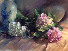 Simple Abundance by Mary Aslin Pastel ~ 17 x 21