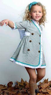 ФОТО - Ropa para niñas para este Invierno 2014 con la moda infantil de Pilar Batanero