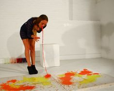 Millie Brown: Vomit Artist