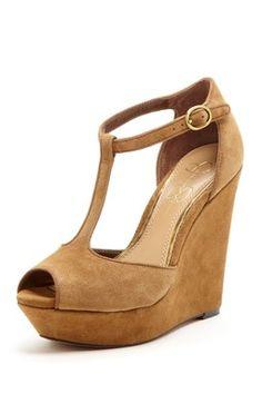 Jessica Simpson Shama Wedge Sandal
