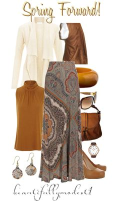 """""""Spring 2012!"""" by beautifullymodest1 ❤ liked on Polyvore"""
