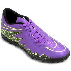 Chuteira Society Nike Hypervenom Phade 2 TF Masculina - Compre Agora af6939e866e7c