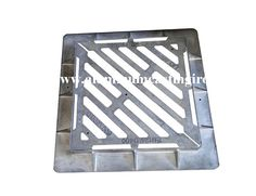 Factory drainage grating has many advantages such as anti-theft, load-bearing great, corrosion resistant and opens conveniently. If you are interested in our products, please contact us as soon as possible. Drainage Grates, Ductile Iron, Layer Paint, Wooden Pallets, Transportation, Park, Water, Products, Wood Pallets