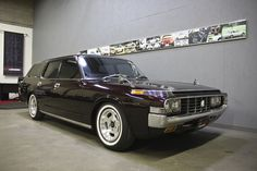 1973 Toyota Crown Station Wagon