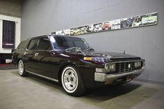 1973 Toyota Crown Station Wagon