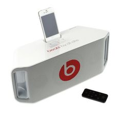 BEATS BY DR DRE. BEATBOX - par Monster Cable - colette