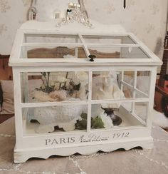 Small Greenhouse, China Cabinet, Storage, Furniture, Home Decor, Purse Storage, Decoration Home, Chinese Cabinet, Room Decor