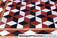 AthangudiTiles.Com - Athangudi Tiles - Tile Designs Room Wall Tiles, Indian Crafts, Tile Design, Wood Crafts, Contemporary, Rugs, Antiques, Home Decor, Art