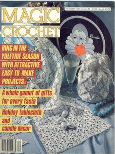 Magic Crochet n° 45 - leila tkd - Álbuns da web do Picasa