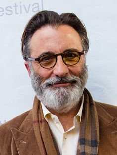 Andy Garcia wearing it well...