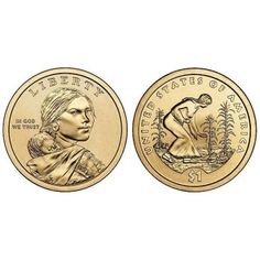 American Indians, Native American, Sacagawea Dollar, American Dollar, Valuable Coins, Coin Shop, Uncirculated Coins, Three Sisters, Agriculture