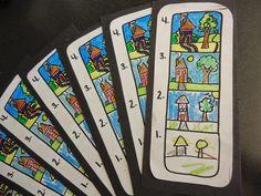 Mini Matisse: Table Coloring Rubrics