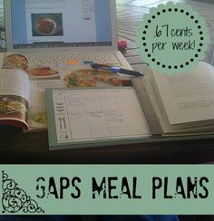 #gaps meal plans, really inexpensive!