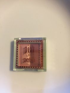 GONE! Pixi by Petra Duo Eyeshadow in Apricot Glow. New.