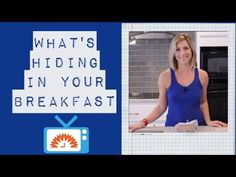How Healthy is Your Breakfast? -  just because its convenient doesn't mean its good for you,first bite of day critical