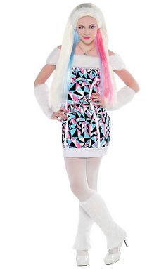 Monster High Halloween Costumes For Girls | @ Halloween | Pinterest | Monster high Halloween costumes and Monsters  sc 1 st  Pinterest : monster high girl halloween costumes  - Germanpascual.Com