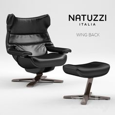 Natuzzi REVIVE Wing back