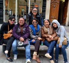 Alumnos de Turismo de 9no. cuatrimestre de viaje en París. Visit Paris  - Things to See and Do in Paris, France ¡Felicidades chicos! +info.: Tel. (833) 230 3830 Une Tampico, México #UneTampico