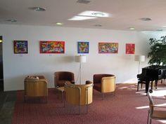 Fotos von meiner Ausstellung in Meilen (Feb-Jun 2014) | ART by MANUEL SÜESS | ABSTRAKTE, EMOTIONALE MALEREI #Ausstellung #Malerei http://art-by-manuel.com