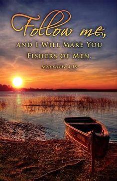 Fishers of Men (Matthew Bulletins, 100 Biblical Quotes, Bible Verses Quotes, Bible Scriptures, Faith Quotes, King James Bible Verses, Healing Scriptures, Healing Quotes, Heart Quotes, Matthew 4 19
