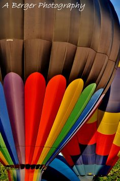 Hot Air Balloon Photo by ABergerPhotography on Etsy
