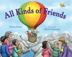 All Kinds of Friends by Norma Simon