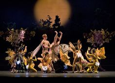 Christopher Stowell helps Oregon Ballet Theatre grow by leaps and bounds Shakespeare Midsummer Night's Dream, Shakespeare Plays, William Shakespeare, Ballet Painting, Dance World, Ballet Theater, Midsummer Nights Dream, Stage Set, Magical Creatures