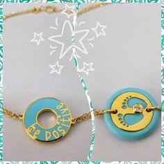 Serkos lucky charms bracelets for newborns for myhydrasophiadelachouvel at the yacht club monaco